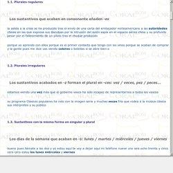 Español oral en contexto