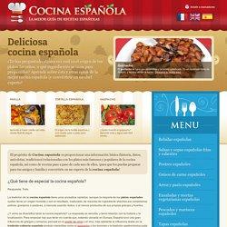 La mejor guía de recetas españolas