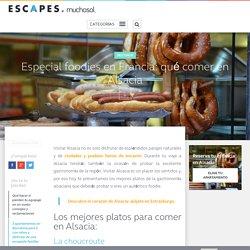 Especial foodies en Francia: qué comer en Alsacia