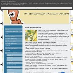 UNA SOPA ESPECIAL - Cuentos infantiles para leer online totalmente gratis