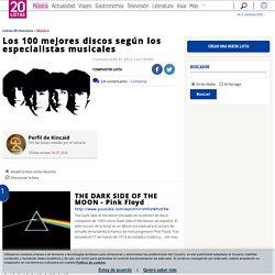 Los 100 mejores discos según los especialistas musicales