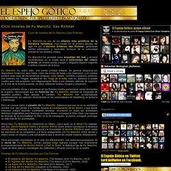 Ciclo novelas de Fu Manchú
