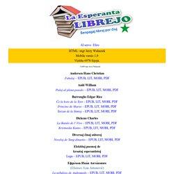 La Esperanta librejo - mobila versio