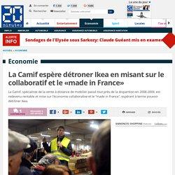 La Camif espère détroner Ikea en misant sur le collaboratif et le «made in France»