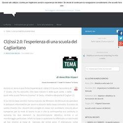 Rivista Bricks: Cl@ssi 2.0: l'esperienza di una scuola del Cagliaritano