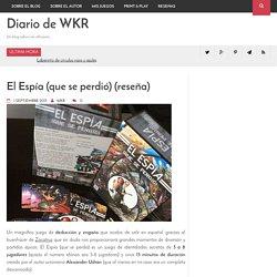 El Espía (que se perdió) (reseña) – Diario de WKR