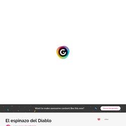 El espinazo del Diablo by lycee.edouardbelin70 on Genially