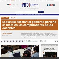 Espionaje escolar: el gobierno porteño se mete en las computadoras de los docentes