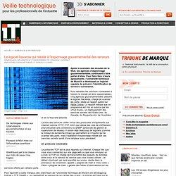 Le logiciel bavarois qui résiste à l'espionnage gouvernemental des serveurs