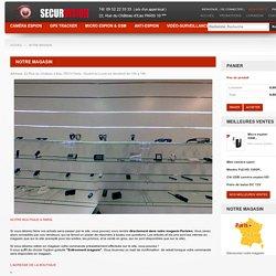Magasin d'espionnage à Paris : votre boutique Securvision - www.securvision.fr