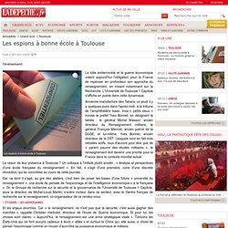 Toulouse Université du Renseignement