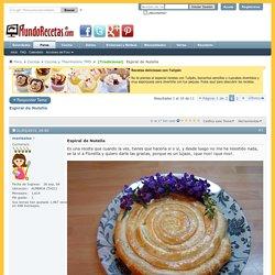 Espiral de Nutella
