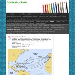 esplorazioni geografiche - studiandosulweb.jimdo.com