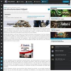 [eSport] Les structures dans l'eSport - Millenium - eSport