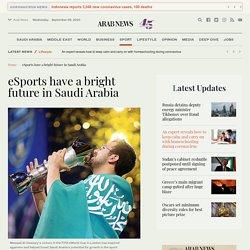 eSports have a bright future in Saudi Arabia