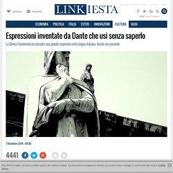 Espressioni inventate da Dante che usi senza saperlo - Linkiesta.it