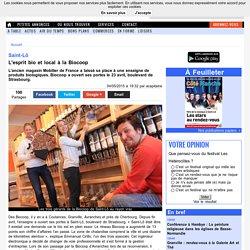 Saint-Lô. L'esprit bio et local à la Biocoop « Article « Côté Manche