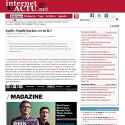 #pdlt : Esprit hacker, es-tu là