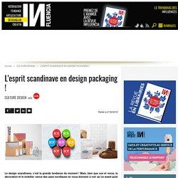 L'esprit scandinave en design packaging !