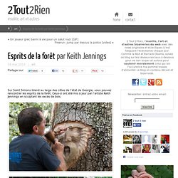 Esprits de la forêt par Keith Jennings