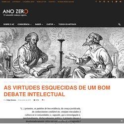 As virtudes esquecidas de um bom debate intelectual