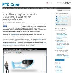 PTC Creo - Français - Creo Sketch: logiciel de création d'esquisses gratuit pour la conceptualisation