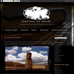 Les mystères de Tiwanaku