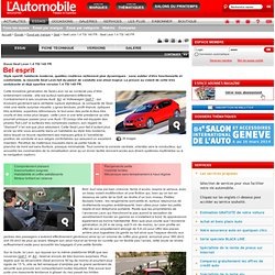 Seat Leon 1.4 TSI 140 FR - Seat Leon 1.4 TSI 140 FR - Essais