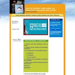 Essais et documents sur les TIC
