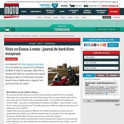 Virée en Ecosse à moto : journal de bord d'une essayeuse - Motomag : actualités, essais moto et scooter, occasions