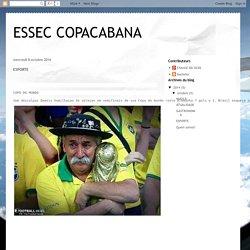ESSEC COPACABANA: ESPORTE
