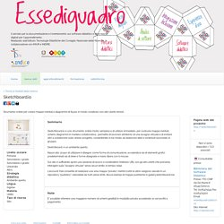 Essediquadro: Sketchboard.io