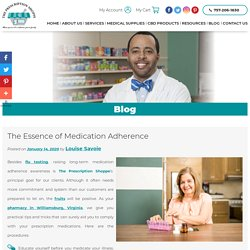 The Essence of Medication Adherence