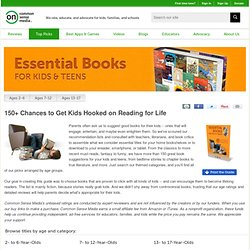Essential Books for Kids and Teens