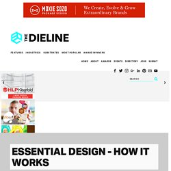 Essential Design - How it works — The Dieline - Branding & Packaging Design
