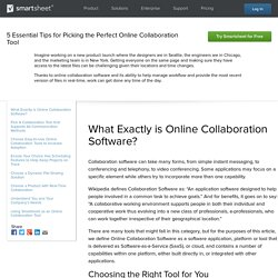 A Collaboration Tool Your Team Will Actually Use