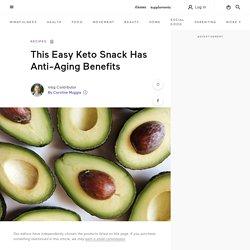 The Essential Vegan Keto Cookbook: Avocado Chips Recipe