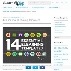 14 Essential eLearning Templates