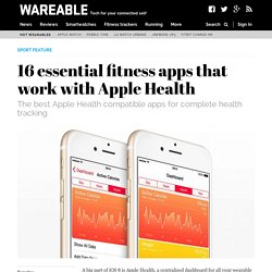 16 essential fitness apps that work with Apple Health