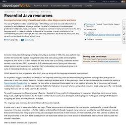 j-javaresources.html?ca=dgr-twtrJ-Resourcesdth-JV from ibm.com -
