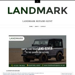 When is it Essential to Take Your Land Rover to The Garage For Repairs
