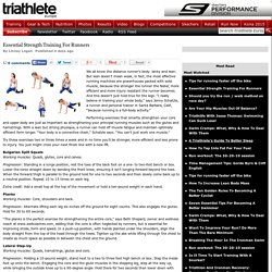 Essential Strength Training For Runners