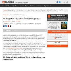 10-essential-ted-talks-for-ux-designers?ref=webdesignernews