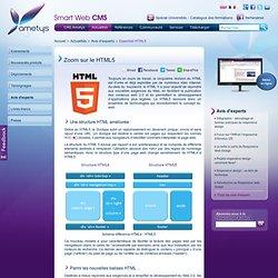 L'essentiel sur le HTML5 - CSS3 - Javascript