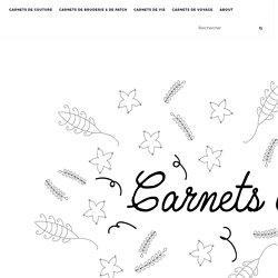 L'essentiel du matériel pour se mettre à la broderie – Carnets créatifs by Scones&Stones