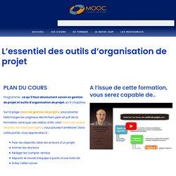 Bases des outils d'organisation projet