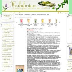 Biogermé, bioticgreen, 150g : vente de plantes médicinales et huiles essentielles bio, produits d'herboristerie, alimentation bio