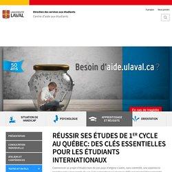 Réussir ses études de 1er cycle au Québec: des clés essentielles pour les étudiants internationaux