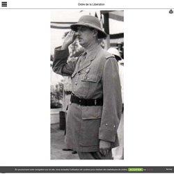 Charles de Gaulle : dates essentielles, Le grand maître - Musée de l'Ordre de la Libération