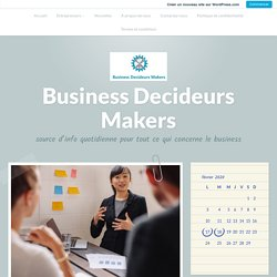 Essentiels pour un pitch d'ascenseur qui permet aux gens d'écouter – Business Decideurs Makers